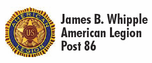 James B. Whipple American Legion Post 86