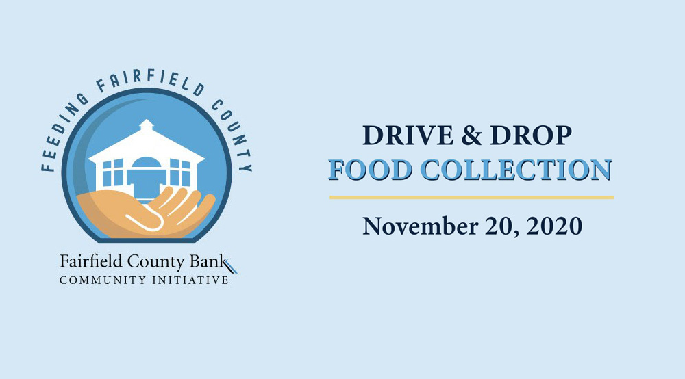 Drive & Drop Food Collection, November 20