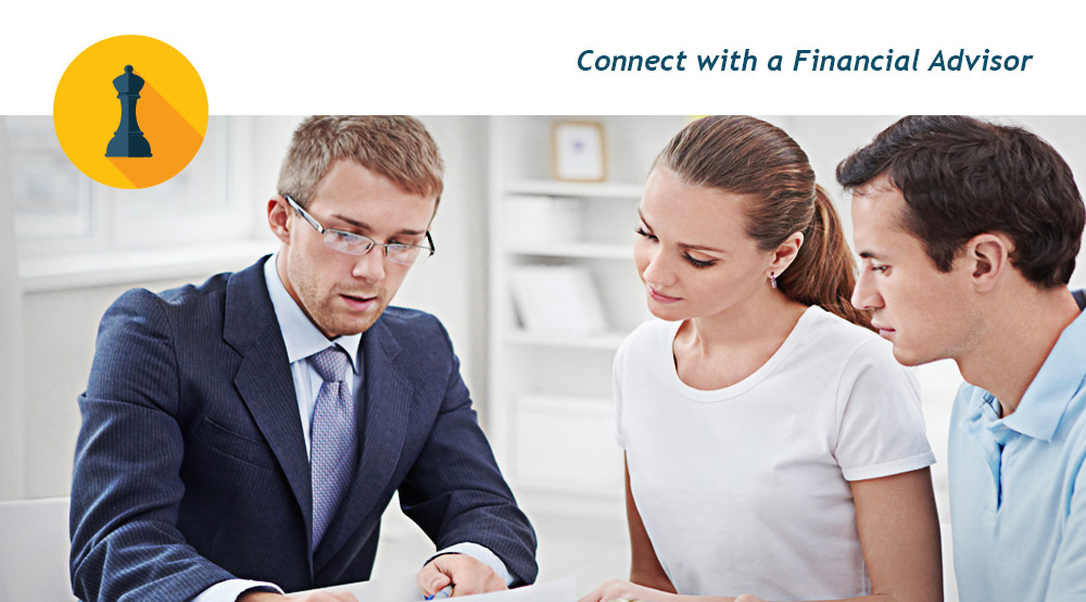 Connect with a Financial Advisor